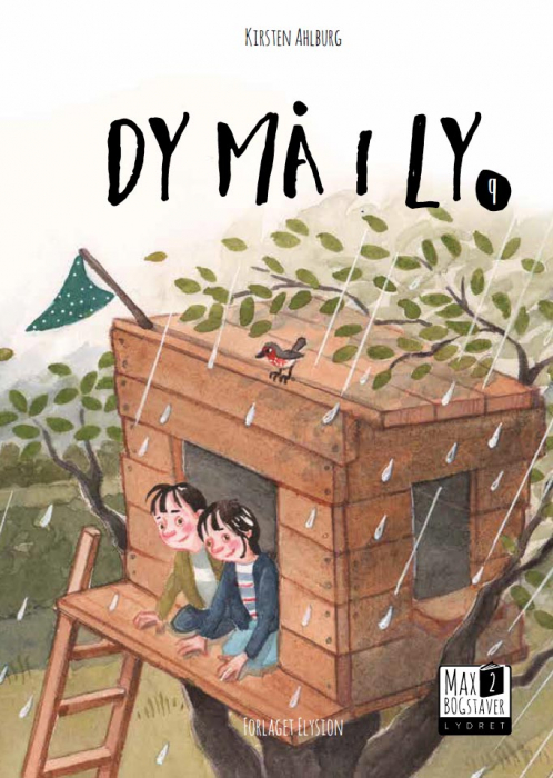Image of   Dy må i ly (Bog)
