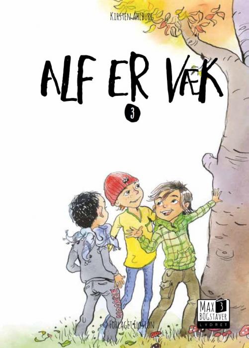 Image of   Alf er væk (Bog)