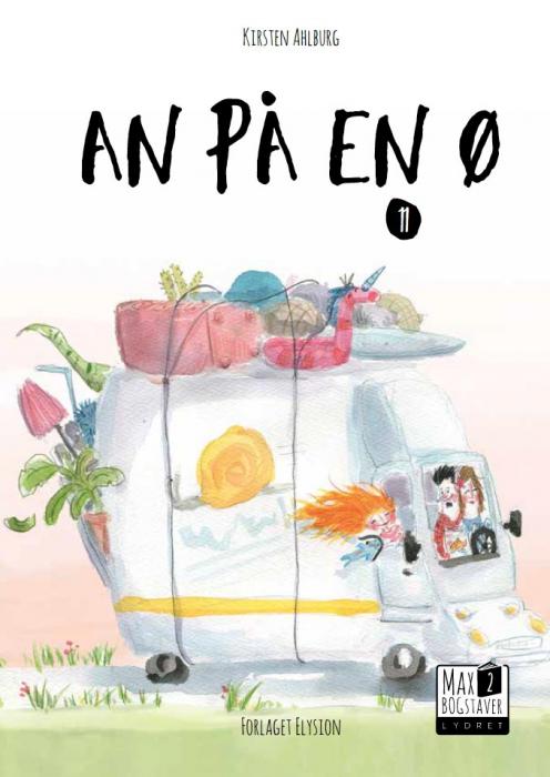 Image of   An på en ø (Bog)