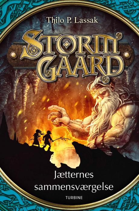 Stormgaard  -  Jætternes sammensværgelse (Bog)