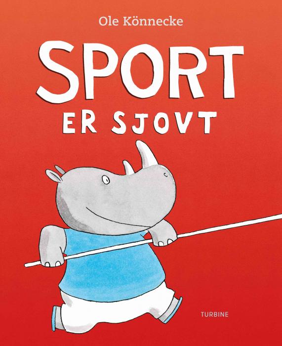 Sport er sjovt (Bog)