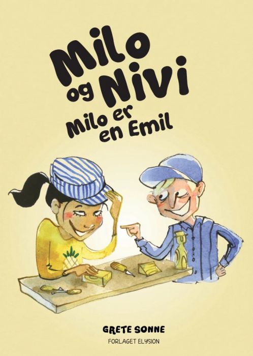 Milo er en Emil (Bog)