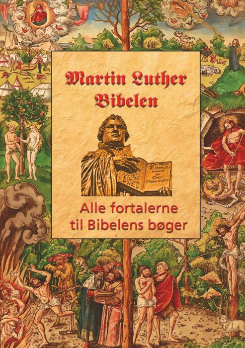 Image of   Martin Luther - Fortalerne til Bibelen (E-bog)