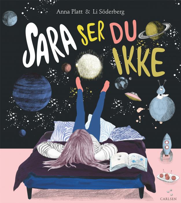 Image of Sara ser du ikke (Bog)