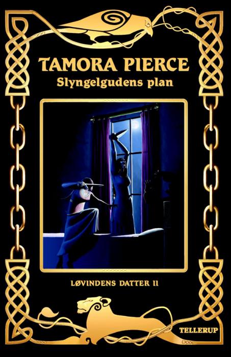 Løvindens datter #2: Slyngelgudens plan (E-bog)