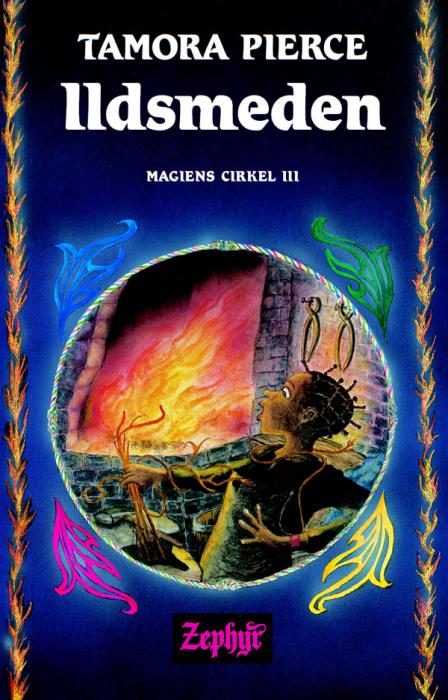 Billede af Tamora Pierce, Magiens cirkel #3: Ildsmeden (E-bog)