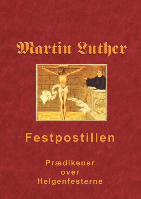 Image of   Martin Luther - Festpostillen (E-bog)