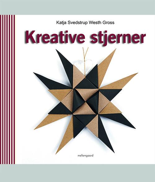 Image of   Kreative stjerner (Bog)
