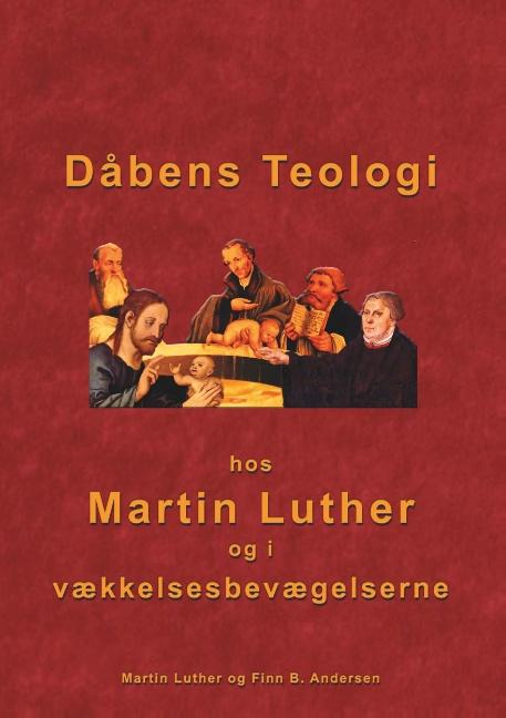 Image of   Dåbens Teologi (Bog)