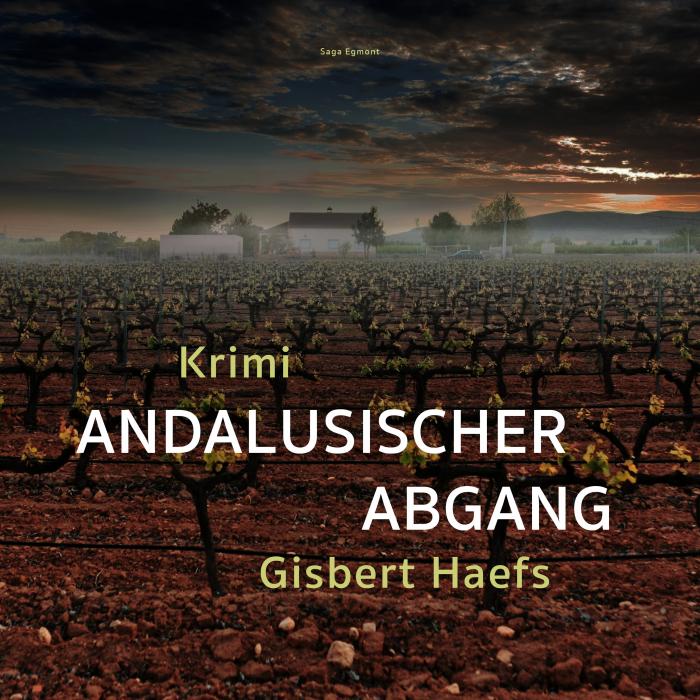 Image of   Andalusischer Abgang (Krimi) (Lydbog)