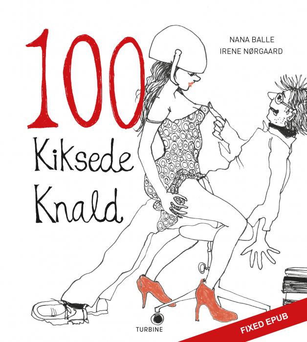 Image of   100 kiksede knald (E-bog)