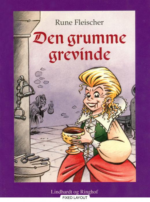 Den grumme grevinde (E-bog)
