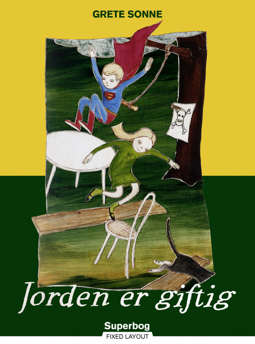 Jorden er giftig (E-bog)