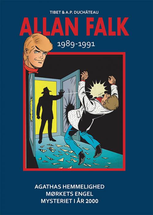 Image of   Allan Falk 1989-1991 (Bog)