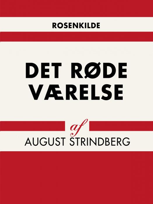 Image of Det røde værelse (Bog)