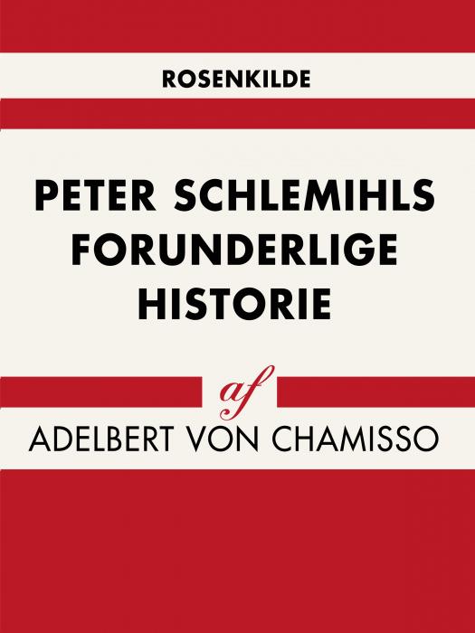 Image of Peter Schlemihls forunderlige historie (Bog)