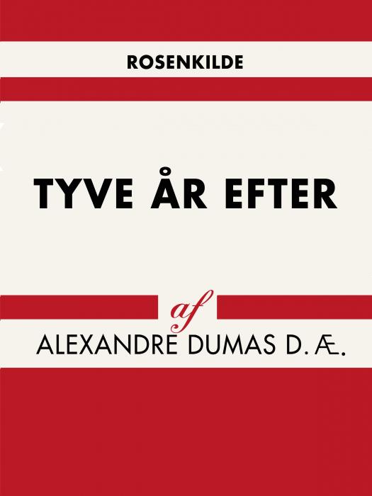 Image of Tyve år efter (Bog)