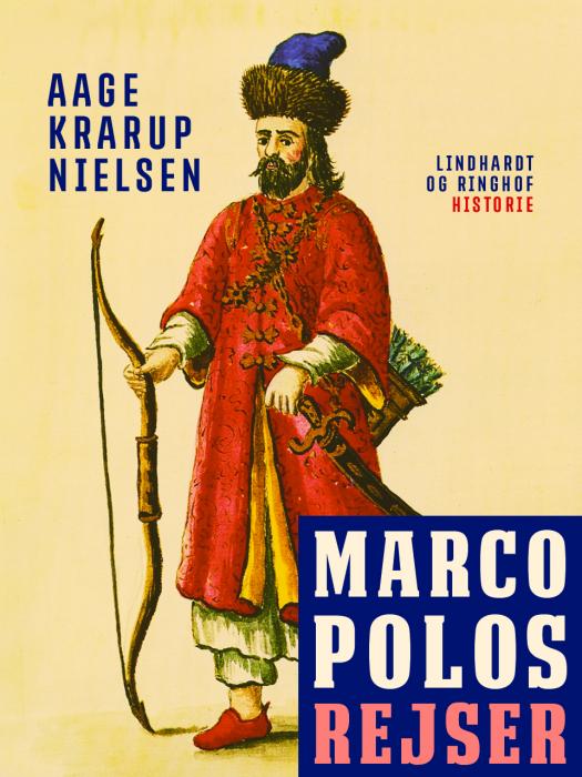 Image of Marco Polos rejser (Bog)