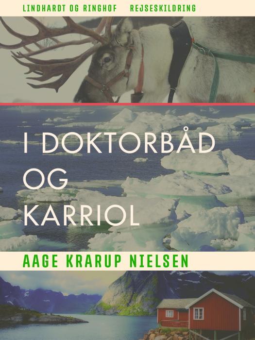 Image of I doktorbåd og karriol (Bog)