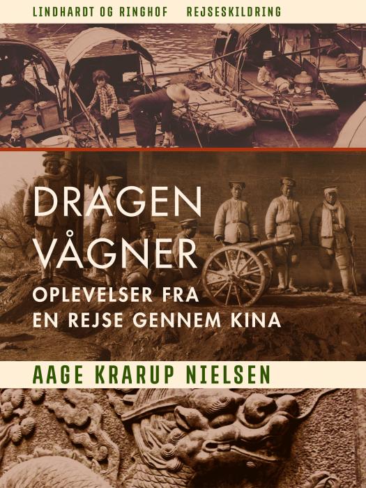 Image of Dragen vågner: oplevelser fra en rejse gennem Kina (Bog)