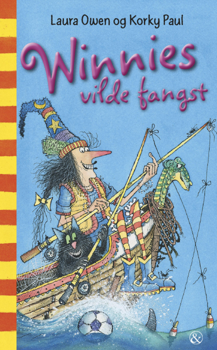 Winnies vilde fangst (E-bog)