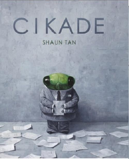 Image of   Cikade (Bog)
