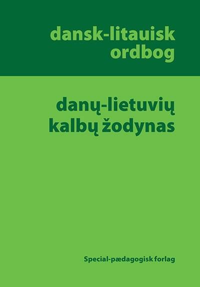 Image of   Dansk-litauisk ordbog (Bog)