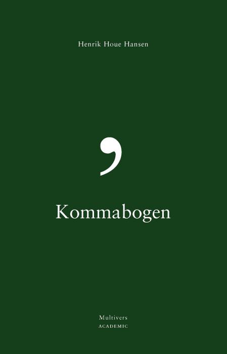 Image of   Kommabogen (Bog)