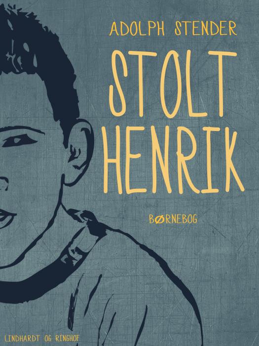Image of Stolt-Henrik (Bog)