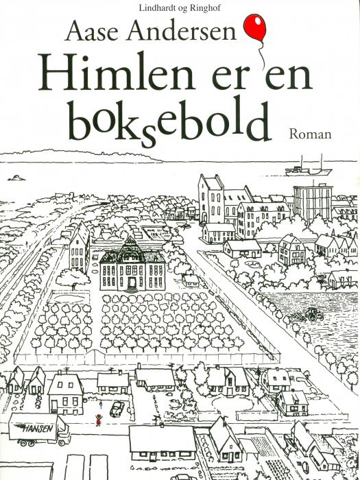Image of Himlen er en boksebold (Bog)