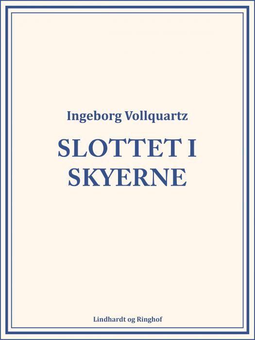Image of   Slottet i skyerne (E-bog)