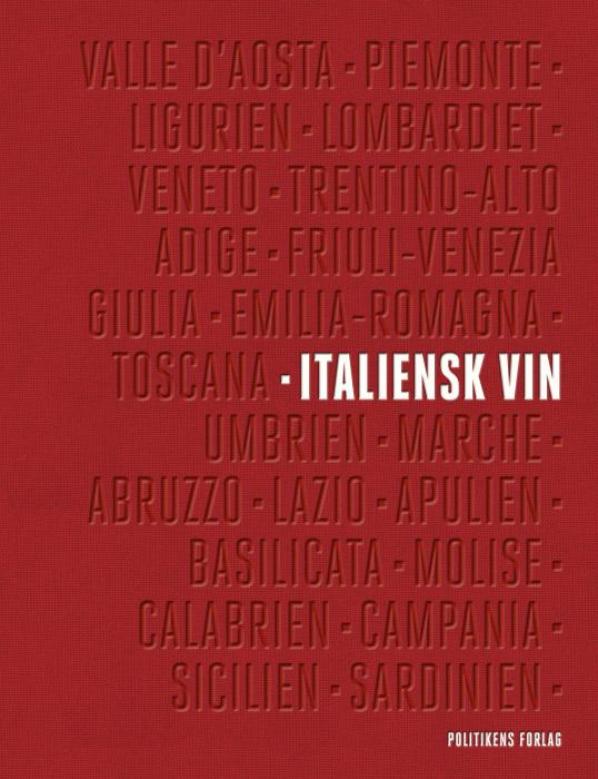 Italiensk vin (Bog)