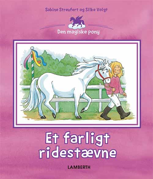 Image of   Et farligt ridestævne (Bog)