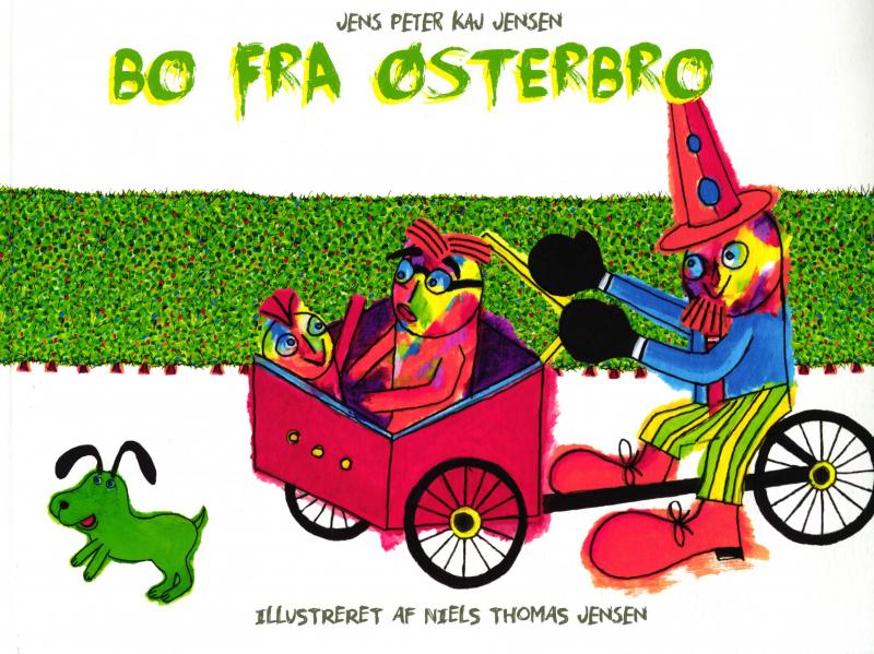 Image of   Bo fra Østerbro (Bog)