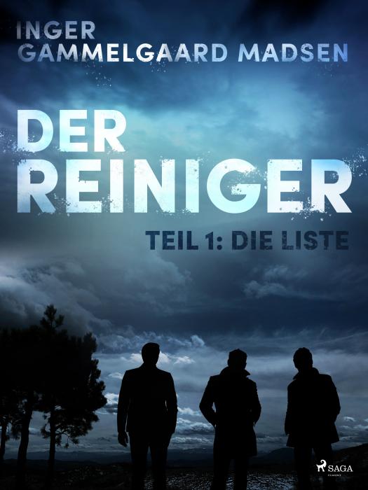 Image of   Der Reiniger: Die Liste - Teil 1 (E-bog)