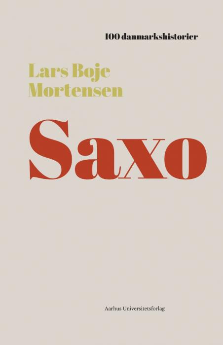 Billede af Saxo (Bog)