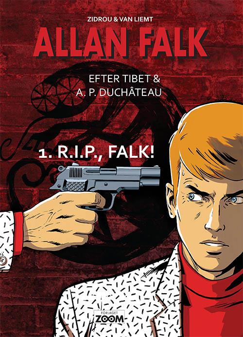 Image of   Allan Falk 1: R.I.P., Falk! (Bog)