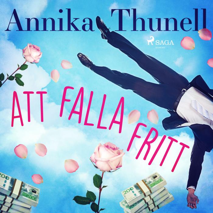 Image of Att falla fritt (Lydbog)
