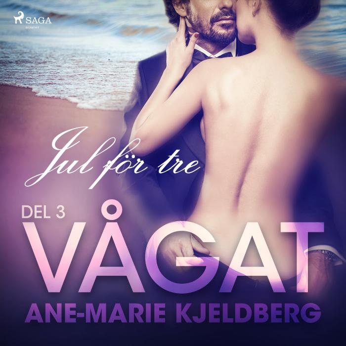 Image of Vågat 3: Jul för tre (Lydbog)