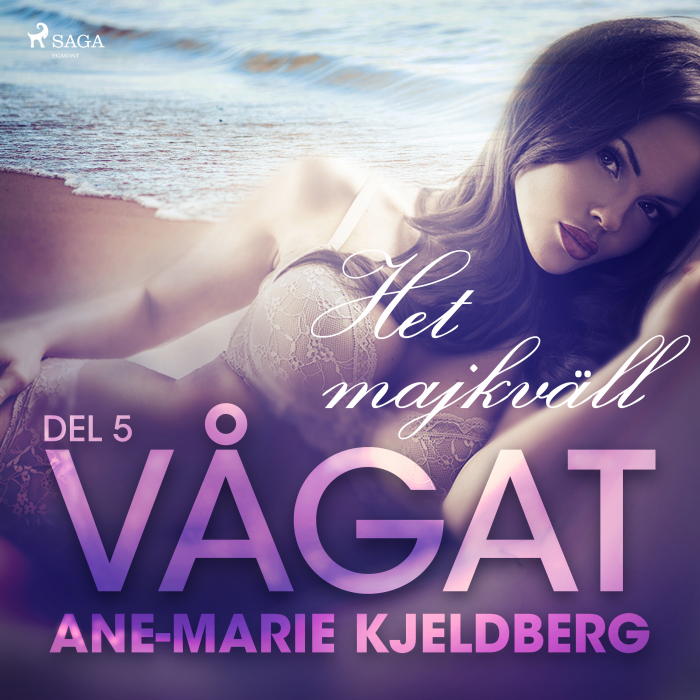 Image of Vågat 5: Het majkväll (Lydbog)