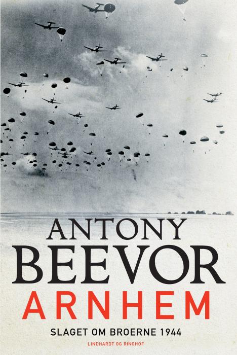 Image of Arnhem - Slaget om broerne 1944 (E-bog)