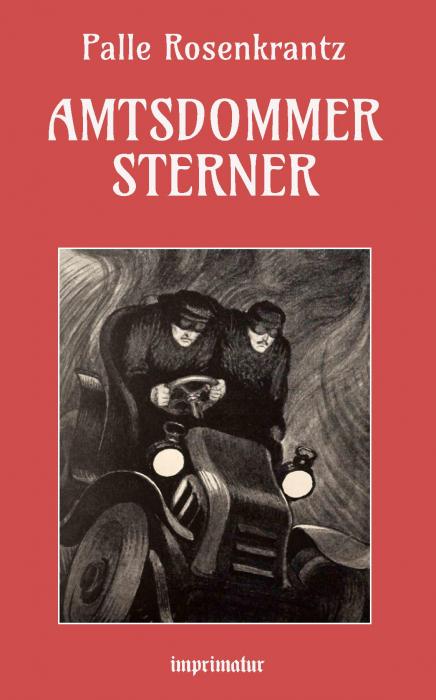 Image of   Amtsdommer Sterner (Bog)