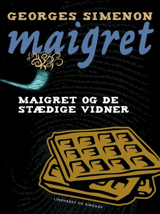 Maigret og de stædige vidner (Bog)