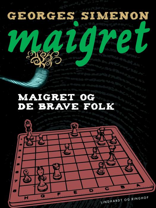 Maigret og de brave folk (Bog)