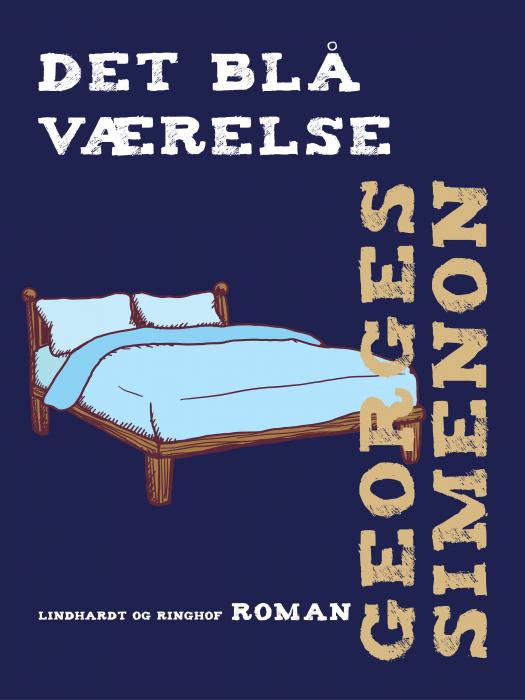 Det blå værelse (Bog)