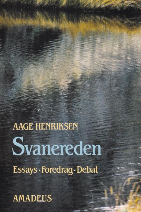 Image of Svanereden - essays, foredrag, debat (E-bog)