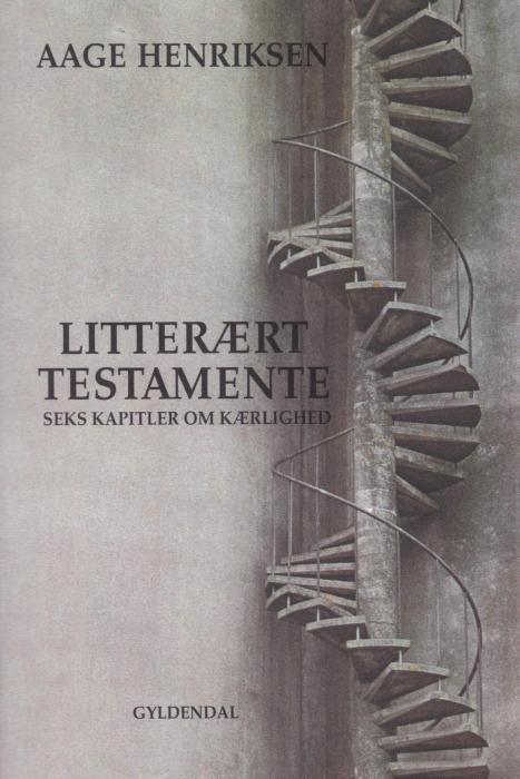 Image of Litterært testamente (E-bog)