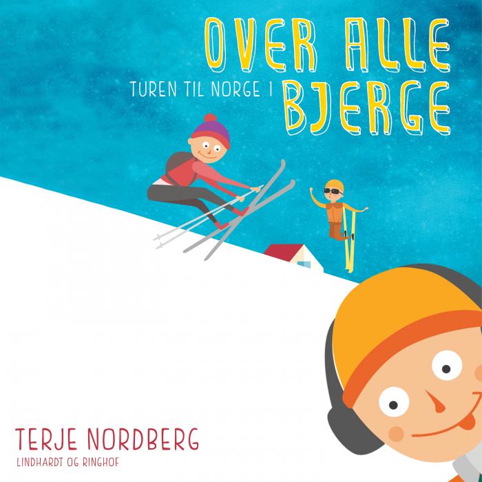 Image of   Turen til Norge 1: Over alle bjerge (Lydbog)