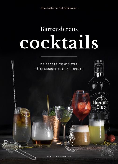 Image of   Bartenderens cocktails (E-bog)