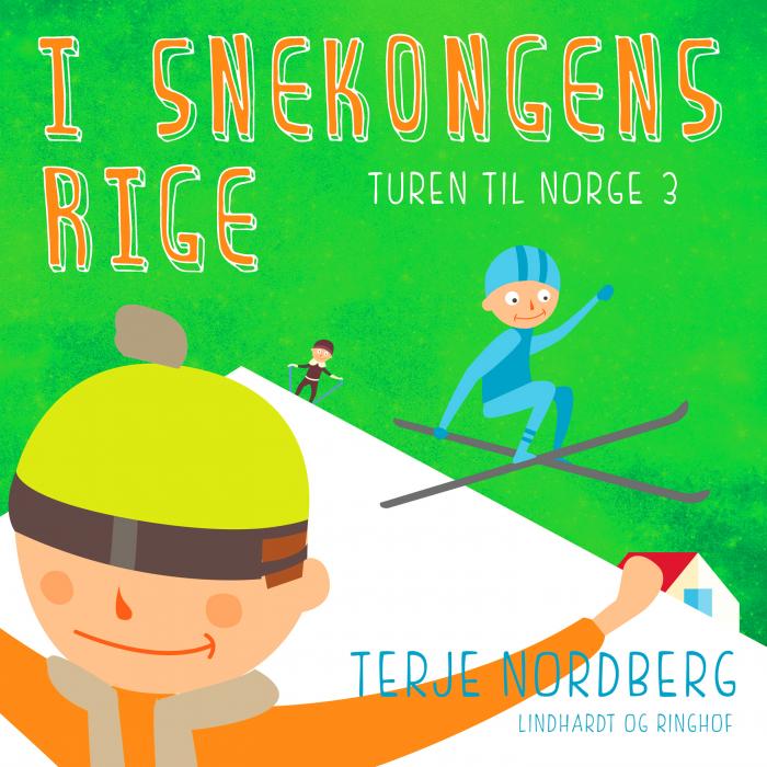 Billede af Turen til Norge 3: I snekongens rige (Lydbog)